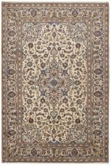 Persisk Keshan tæppe, 300X200 cm.