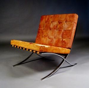barcelona stol Ludwig Mies van der Rohe. Barcelona chair | Lauritz.com barcelona stol