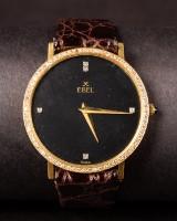 Ebel, c1985 Ultrathin, 750 Gold
