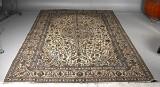 Orientalisk matta, Keshan,  400 x 294