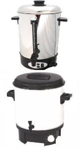 AFK, stor varmekedel 27 liter samt Deski 8 liters varmekedel (2).