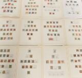 Samling frimærker, Danmark