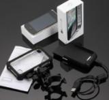 Iphone 4S, sort i original emballage