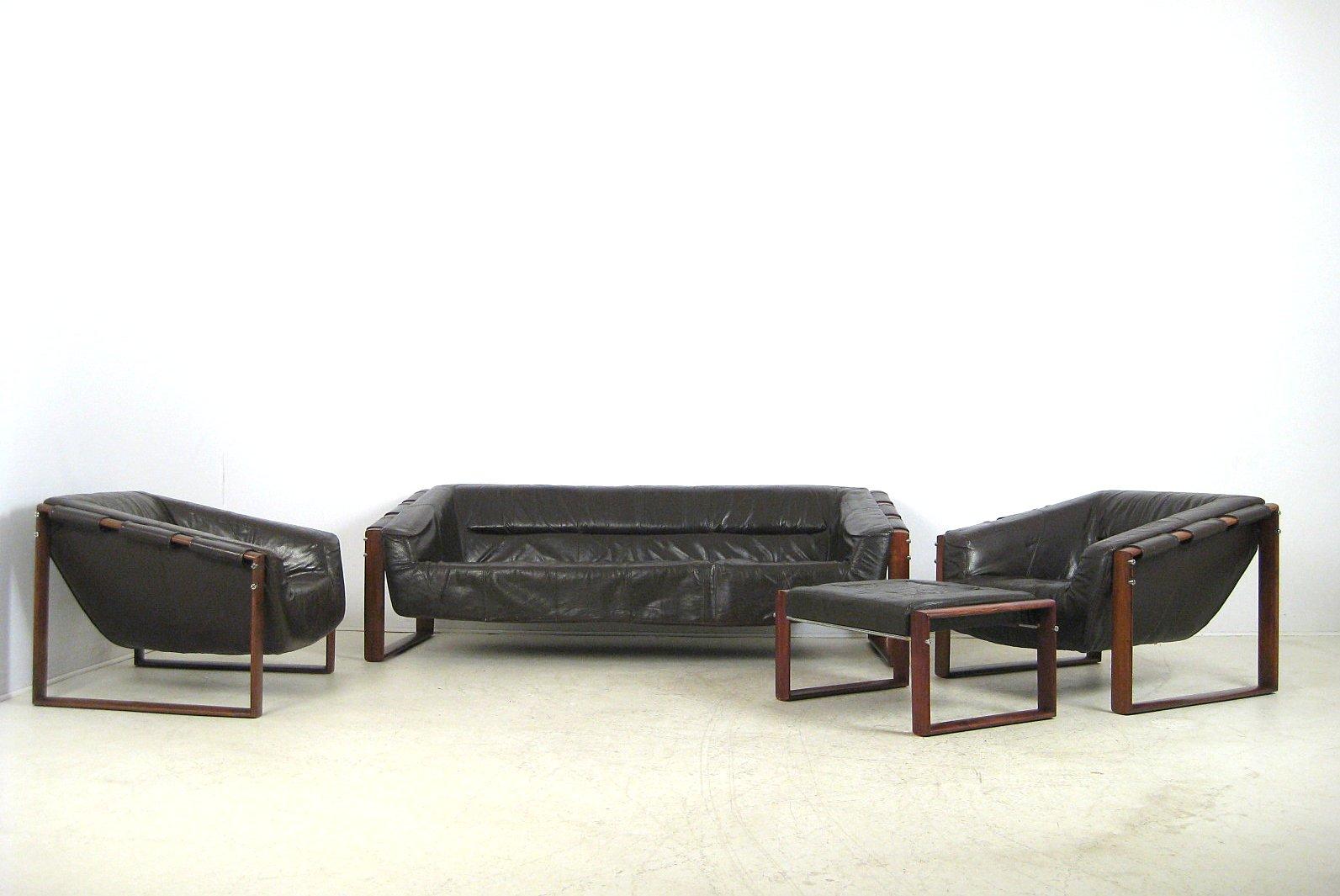 Uberlegen Good Percival Lafer Lounge Suite Der Er Jahre Sofa Paar Sessel Ottomane Fr  Lafer Furniture Sao Paulo With Sessel Mit Ottomane