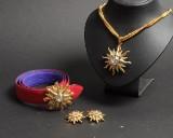 Zepter Fashion Jewellery, Botique Collection, smykkesæt og bælte
