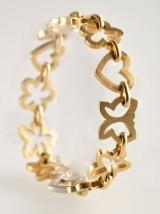 Ole Lynggaard,  Anemone bracelet, 18 kt. gold