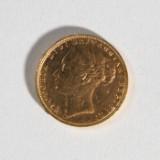 Großbritannien Goldmünze 1 Pfund Sovereign