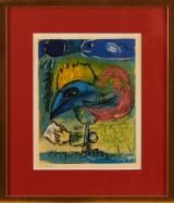 Marc Chagall Tema