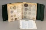 Samling mønter