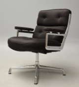 Charles & Ray Eames. Lobby Chair, model ES-108, tilt function