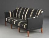 Kaare Klint: Tre pers. sofa model 6092