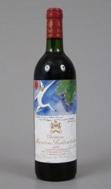 1 fl. Château Mouton Rothschild 1982