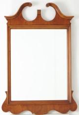 Spegel mahogny