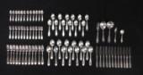 Horsens Sølvvarefabrik. 'Rex' bestikdele af sølv (78)