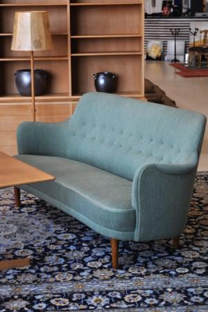 carl malmsten sofa 39 samsas 39. Black Bedroom Furniture Sets. Home Design Ideas