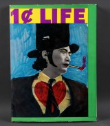 Walasse Ting: '1 c Life'. Limited edition art portfolio with original lithographs and poems, 1964