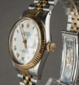 Rolex Oyster Perpetual Datejust, men's wristwatch