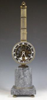 Mysterieuse pendulum clock
