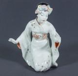 Figurin, porslin, 'Joy Kim', Friedrich Gronau för Rosenthal, Tyskland, 1900-talets andra hälft.