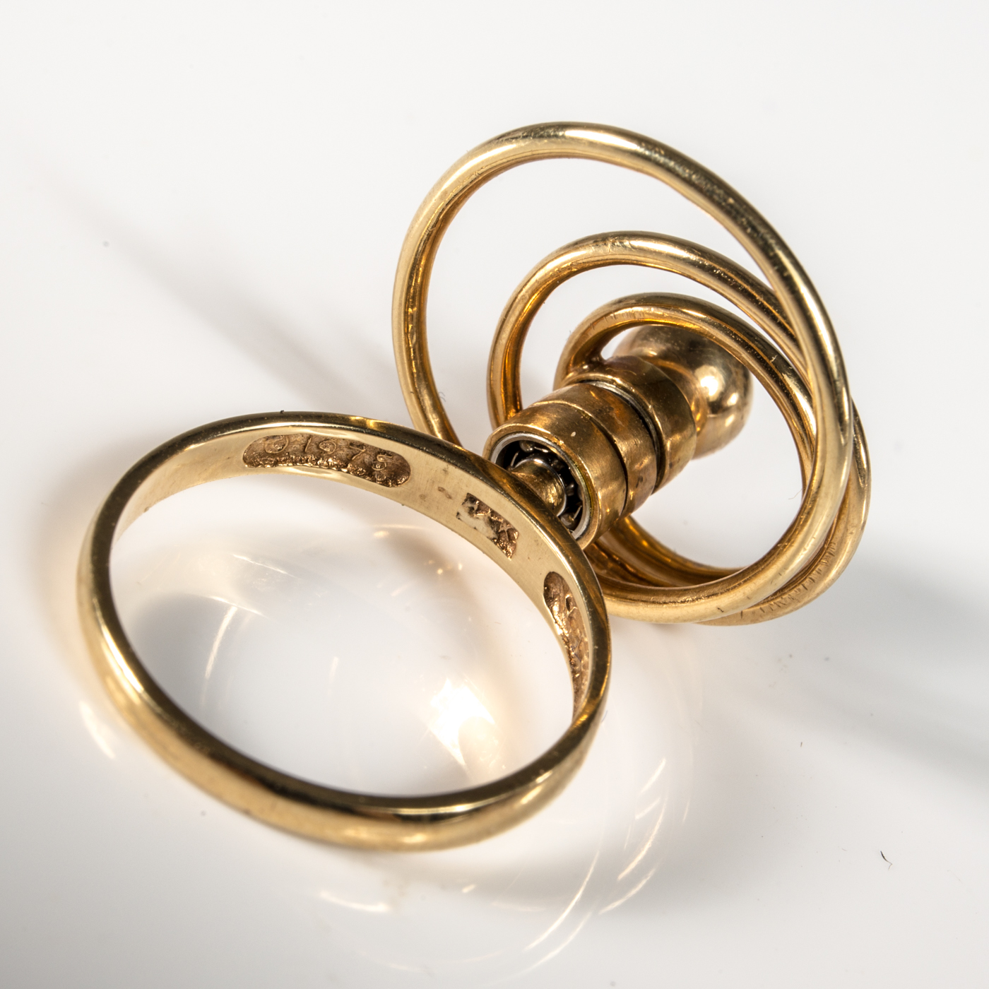 Swinger ring by teufel you