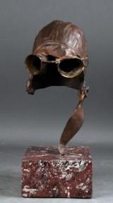 John Battenberg. Sculpture, bronze