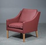 Børge Mogensen. Lænestol, model 2207