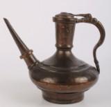 Vandkande af bronze, Indien/ Pakistan, 1900-tallet