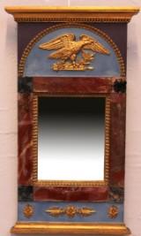 Spegel, empire, 1800-talets första del