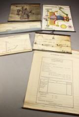 Div. plancher/motorlærekort (6)