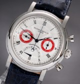 Belgravia Watch Co. `Powertempo´. Limited edition men's watch, steel, with certificate