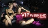 Forlænget VIP Party Weekend i Vilnius for to pers. Guys only.