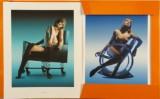 Nudes on Furniture designed by Verner Panton (12)