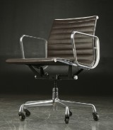 Charles Eames. Office chair, Aluminium Group Conference series, model EA-335