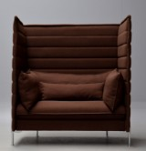 Erwan & Ronan Bouroullec for Vitra. 'Alcove' high-backed sofa