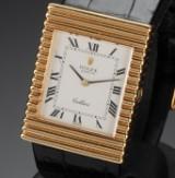 Vintage Rolex Cellini, herrearmbåndsur i 18 karat guld