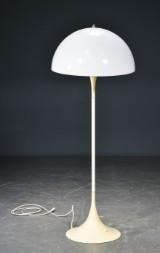 Stander- / gulvlampe, Louis Poulsen, Panthella af Verner Panton