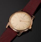 Patek Philippe 'Calatrava'. Vintage men's watch, 18 kt. red gold, c. 1930-32