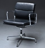 Charles Eames. Soft Pad armchair, Model EA-208