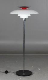 Poul Henningsen, golvlampa, PH80