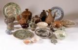 Collection of Southeast Asian Ceramics, Burma, Khmer, Thai, and Vietnam (24)