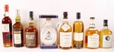 Exclusive collection of Single Malt Whisky and Cognac (8)