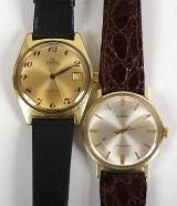 Omega Seamaster, armbandsur, 2 st Denna auktion är annullerad - se nu vara #1692155