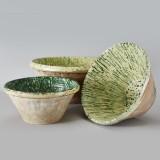 Skålar terracotta Sicilien