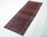 Boteh Mir Teppich, Persien, ca. 300 x 110 cm