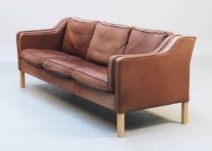 mogens hansen sofa Mogens Hansen. Fritstående sofa, model 195/3 | Lauritz.com mogens hansen sofa