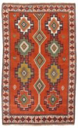 Handknuten persisk gallerimatta, Shiraz-lori 185 x 110 cm