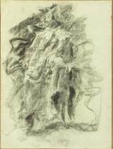 Antonio Mancini. Harlequin.