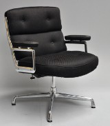 Charles & Ray Eames. Lobby Chair, model ES-104, tilt function