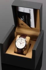 Optima Since 1923. Swiss made herre kronograf, model OSC328-SRL-1.
