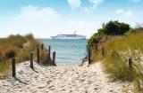 5 dages krydstogt med MS ASTOR Øer i Nordsøen fra Kiel i en udvendig kahyt med 2 senge for 2 personer, rejsetidspunkt 09.09. - 13.09.2015